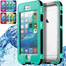 WATERPROOF SHOCKPROOF DIRTPROOF CASE COVER FOR APPLE IPHONE 6s 7 & 7 PLUS