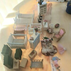 DOLLS HOUSE FURNITURE & ACCESSORIES bundle PICKUP ONLY (Blacktown) + bag extras