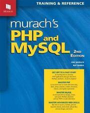 MURACH'S PHP AND MYSQL - MURACH, JOEL/ HARRIS, RAY - NEW PAPERBACK BOOK