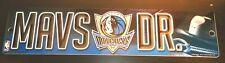 NWT Dallas Mavericks Street Name Sign Officially Licensed NBA RICO Industries