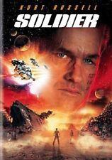 Soldier 0883929155576 With Kurt Russell DVD Region 1
