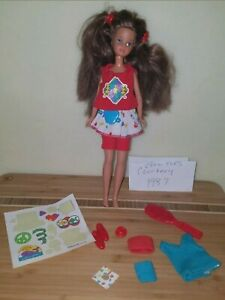 1987 Cool Tops Courtney Vintage Mattel