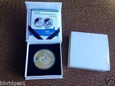 Aruba 5 Florin Silver Commemorative Coin 2015 - 200 Years - Proof