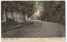 Wiltshire; Devizes, Dunkirk Hill PPC, Local 1905 PMK, By Woodwards, Local Maker