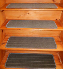 13  Step 9'' x 30'' +1 Landing 29.1/2'' x 30''  Stair treads Tufted Wool Woven .