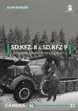 SD.Kfz. 8 & SD.Kfz. 9 Schwerer Zugkraftwagen (12t & 18t) 9788365281883