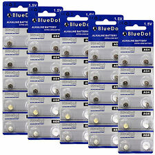 New! 377 177 Lr66 Ag4 Sr626 PkCell Watch battery 50 Pieces Free Usa Shipping