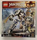 LEGO NINJAGO 71738 Zanes Titan Mech Battle NEWLY RELEASED In Hand SHIPS SAME DAY