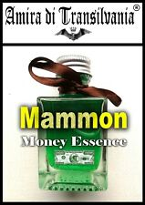 Profumo alchemico di soldi fortuna prosperità ricchezza denaro successo salute