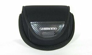 Shimano PC-031L Reel case reel guard for spinning # 1000 SS Black Japan A91783
