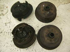 1969 GTO Front Drum Brakes with Spindal