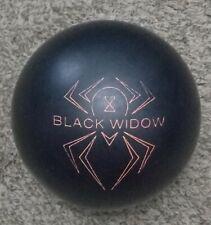 15 lb Black Widow Urethane 3-4 pin Bowling Ball RH