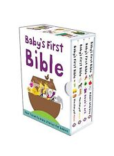 Baby's First Bible Boxed Set Free Shipping