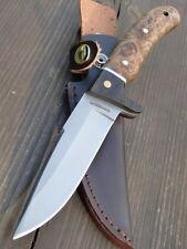 BÖKER - Magnum Elk Hunter - Jagdmesser - Gürtelmesser + Lederscheide -02GL683