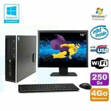 PC de bureau HP avec Intel Pentium G