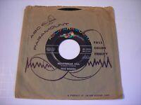 w SLEEVE Fats Domino Heartbreak Hill / Kansas City 1964 45rpm VG+