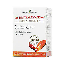 Young Living Essentialzymes-4  - NEW SEALED