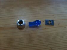press steel toys -  TONKA TOYS REPLACEMENT BLUE BEACON LIGHT WITH BEZEL & CLIP