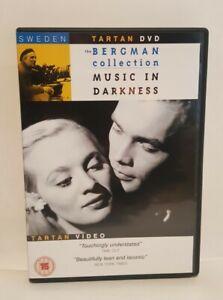 Music in Darkness (1948) DVD Mai Zetterling, Ingmar Bergman, Eng-Sub UK R2 DVD