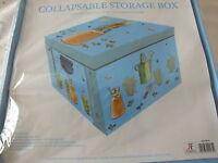 Peter Rabbit Storage Box (BNIP)
