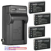 Kastar Battery Wall Charger for NP-120 & Fujifilm FinePix F11 Zoom FinePix F10