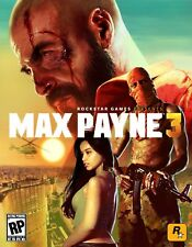 Max Payne 3 Complete  Steam Game PC Cheap