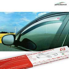 Deflettori aria antiturbo G3 per Alfa Romeo 147 (5 porte) dal 2000 al 2010