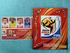 Panini 2010 Season Football Sports Stickers, Sets & Albums