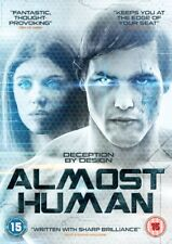 Almost Human 2016 DVD