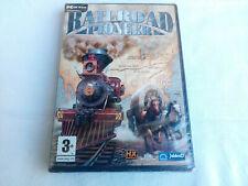 Railroad Pioneer - PC CD-ROM Sealed