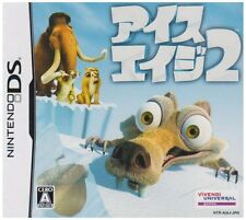 Used Nintendo DS Ice Age 2 Japan Import (Free Shipping)
