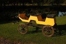 Pferdefahrsport-Kutschen