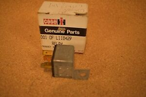 NEW Genuine Case IH Relay L118429 or L13433