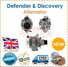 Alternator 120A & Pump Fits Land Rover Defender & Discovery 2.5 TD5 Diesel New
