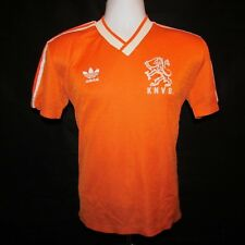 1985-1988 Holland Home Football Shirt, Adidas, Rare, Vintage, Excellent, Medium