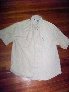 Genuine COLUMBIA Shirt Size L NO RESERVE!!!