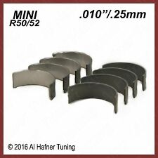 "Rod bearing SET (.010""/.25mm) Mini Cooper R50 Base 11 24 7 829 928"