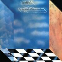 Traffic - The Low Spark Of High Heeled B (NEW CD)