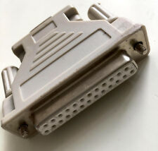 ✅ Adapter D-Sub 9pol male auf 25pol female ✅