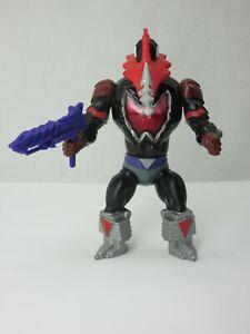 MOTU,Vintage,MOSQUITOR,Masters of the Universe,figure,100% complete,Gun,he man