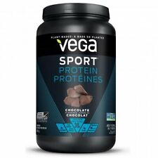 Vega Sport Protein Powder Chocolate Plant Protein Powder Aug 2021 19 servings