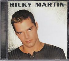 RICKY MARTIN - RICKY MARTIN - on CD - NEW -