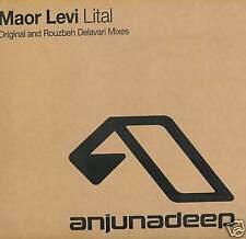 "Maor Levi  ""Lital"" * anjdee003 / Original Mix + Rouzbeh Delavari Remix"