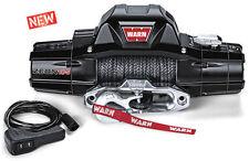 WARN 89611 ZEON 10-S 10000 lb Premium Series Winch Hawse Fairlead 100' Synthetic