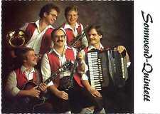 AK Sonnwend Quintett Musiker Georg Anderl Ernst Sewi Peppi A_202