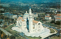 Postcard National Shrine Of Immaculate Conception Washington DC