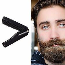 New Kemei Folding Pocket Moustache Mustache Beard Comb Styling Tool Facial Care