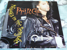 """12"""" VINYL - PRINCE - THIEVES IN THE TEMPLE - W9751T - EX/G"""