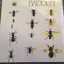 SYD BARRETT 'BARRETT' 180 GRAM VINYL LP REISSUE - NEW & SEALED - PINK FLOYD