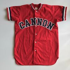 Vintage 50s 60s Felco Athletic Wear Ny Baseball Jersey Mens 44 Cannon 99 Usa